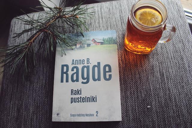 recenzja książki, Saga rodu Neshov