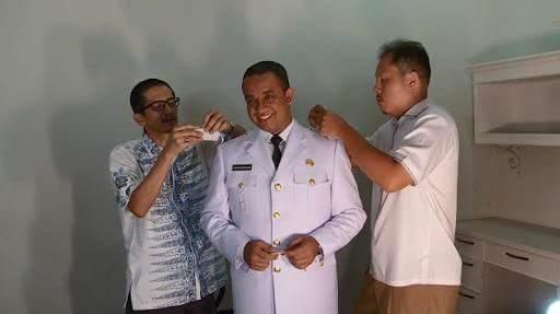 Bakalan Bikin Geger & Kalahkan Jokowi, Anies Baswedan Ingin Patung Lilinnya Berkarakter Tersenyum