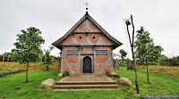 Kapelle auf dem Geländer der Turmhügelburg Lütjenburg