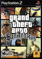 Grand Theft Auto: San Andreas [ Ps2 ] { Torrent }