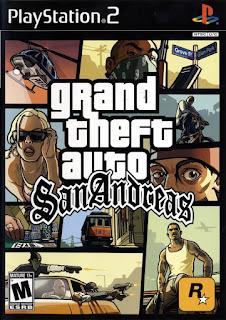 Grand Theft Auto: San Andreas [ Ps2 ] { Torrent }