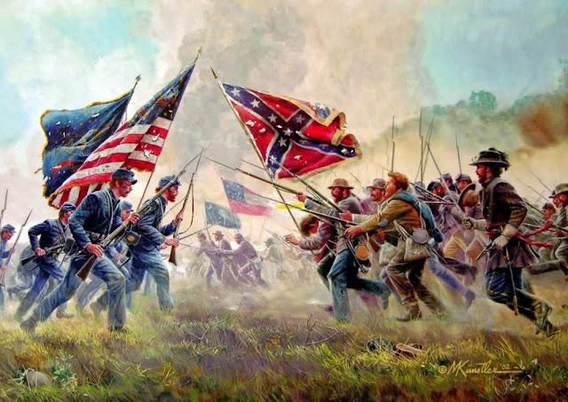 Guerra civil suave