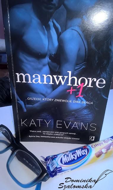 """#144 [PRZEDPREMIEROWO] Recenzja książki """"Manwhore+1"""" Katy Evans"""