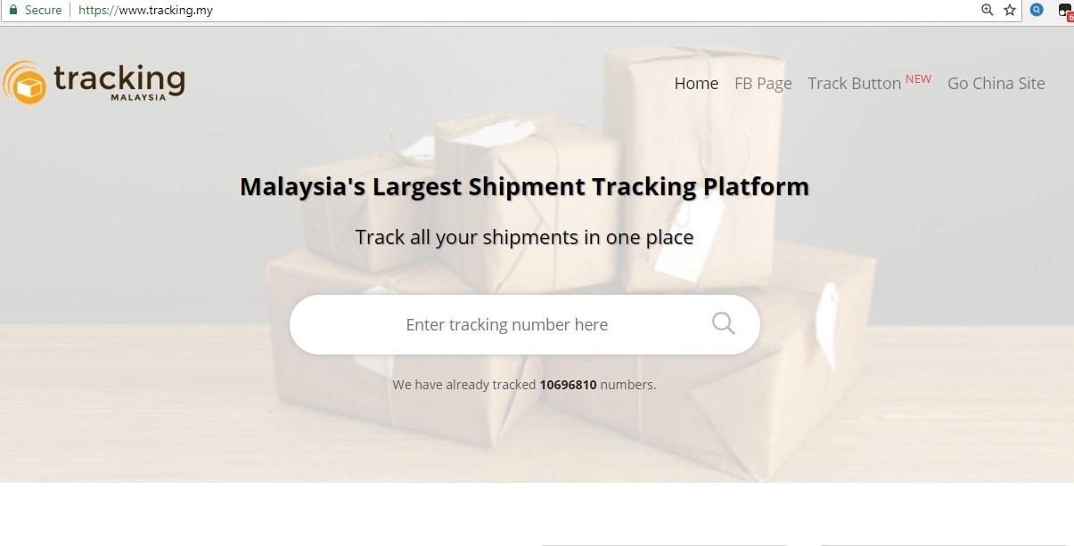 Cara Mudah Semak Tracking Number Barang - PosLaju, Skynet, GDEX, CityLink Express & lainlain