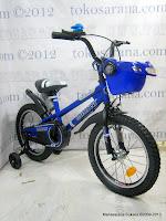 1 Sepeda Anak Nakita NB1602 Sport BMX Leisure