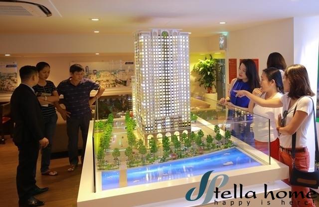 """Dân tài chính thích gì khi mua căn hộ cách """"Phố Wall Việt"""" 1 phút đi bộ?"""