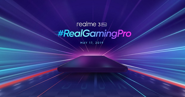 Realme 3 Pro to launch in the Philippines on May 17