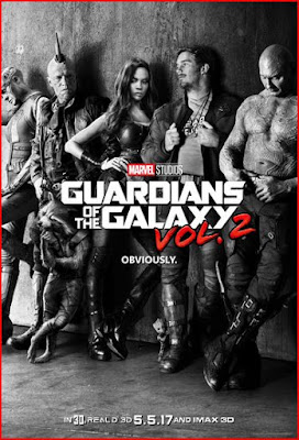 GUARDIANS OF THE GALAXY VOL. 2 (2017) in SPOILERVISION