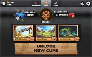 Hill Climb Racing 2 Apk v1.3.0 Mod (Coins/Gems/Unlock/Ads-Free)