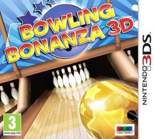 Bowling Bonanza 3D, 3ds, español, mega