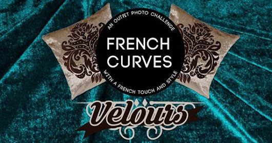 French Curves Le Challenge Velours