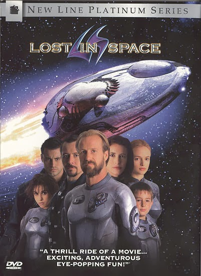 Lost In Space 1998 Hindi Dubbed Dual BRRip 480p 300mb