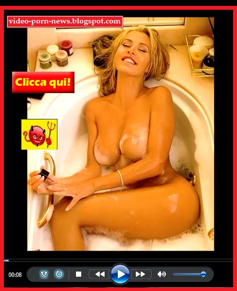 valeria marini nuda video porno