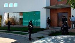 Catean casa de suegros de Javier Duarte de Ochoa en Tuxtla Gutiérrez, Chiapas