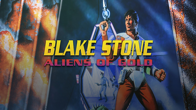 Blake Stone: Aliens of Gold  Image