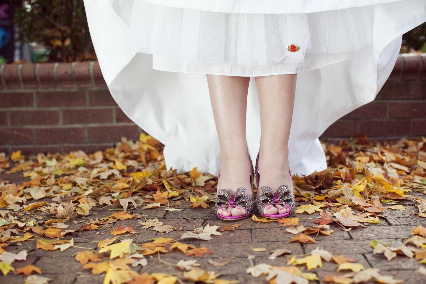 wedding shoe purchase kate spade charm kate spade wedding shoes Wedding shoe purchase Kate Spade Charm in multi glitter