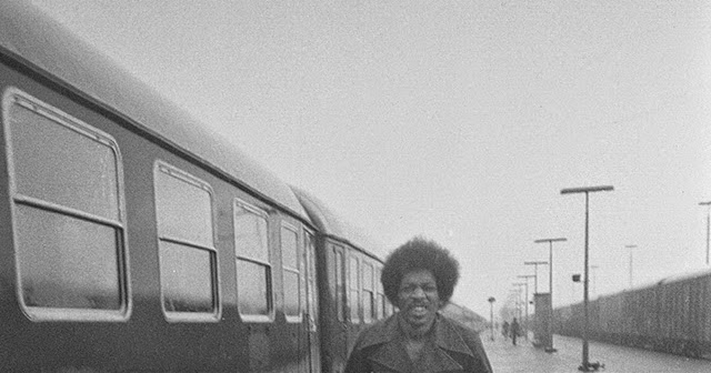 Last Train Coming: Rare Photographs of Jimi Hendrix Coming for the Final Concert Performance at the Isle of Fehmarn in Germany, 1970