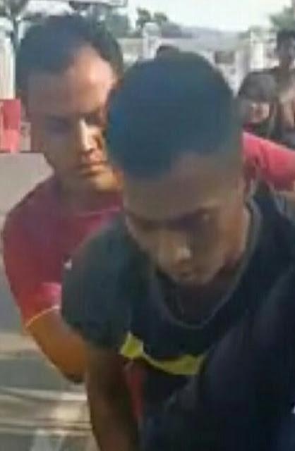 Tersangka pencuri sepedamotor di Sidimpuan diringkus.
