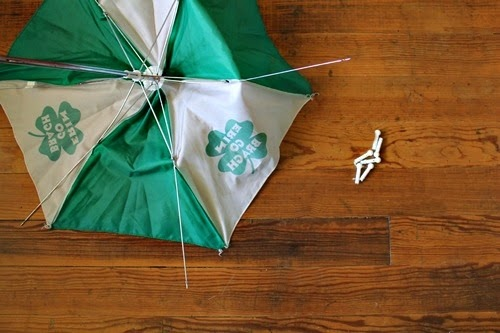 how to make a vintage style pin up parasol summer umbrella