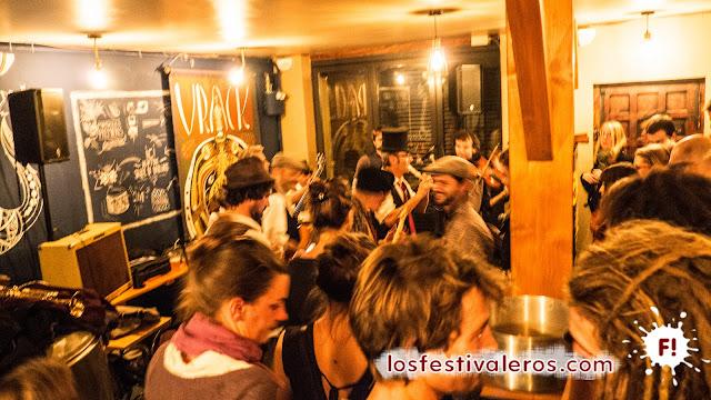 Vrack en L'Autrouche por el Festivl Culture Bar-Bars 2015