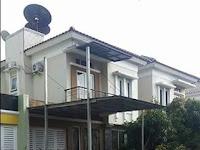 Dijual Rumah + Furniture di Telaga Golf Sawangan Depok