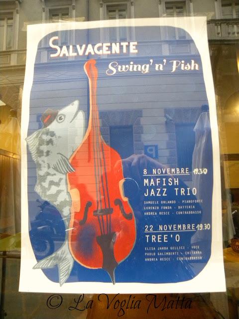 """Osteria """" Salvagente """" a Trieste"""