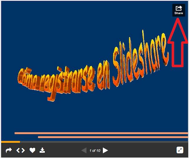 Insertar Publicaciones de Slideshare en Blogger