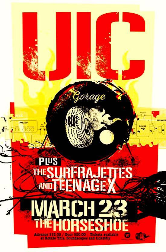 UIC @ The Horseshoe, March 23