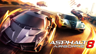 Download Game Android Gratis Asphalt 8 : Airborne apk + obb