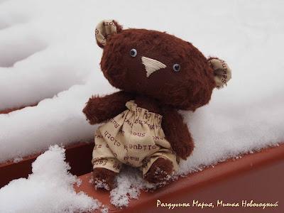 мишка тедди медведь мини