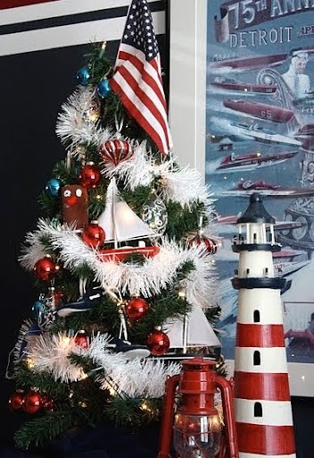 nautical tree
