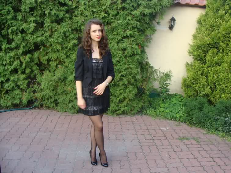 Fabulous Dressed Blogger Woman Monica From Poland