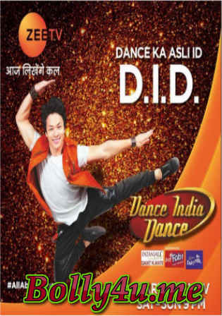 Dance India Dance HDTV 200MB 480p 07 January 2018 Watch Online Free Download bolly4u