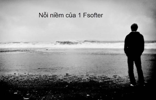 Nỗi niềm của 1 Fsofter