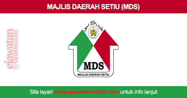 Majlis Daerah Setiu Mds 21 Februari 2017 Jawatan Kosong 2020