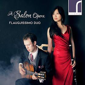 A Salon Opera - Flauguissimo Duo - Resonus