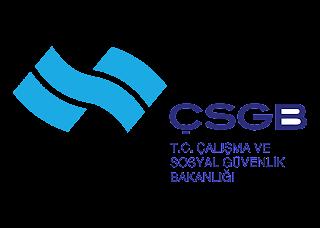 Çalışma ve Sosyal Güvenlik Bakanlığı Logo Vector