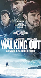 Walking Out - Poster & Trailer