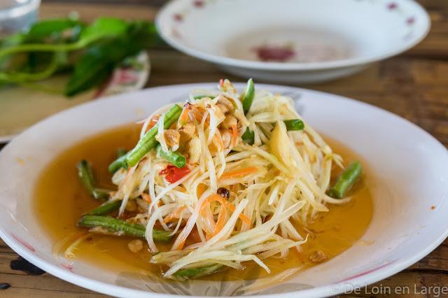 Thaï Village Restaurant - Région de Hpa An - Myanmar Birmanie