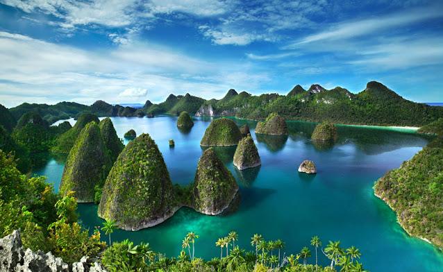 Rekomendasi Tempat Wisata Paling Romantis di Indonesia