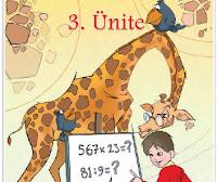 4. Sınıf Yakın Çağ Yayınları Matematik Ders Kitabı