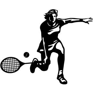 tennis doubles clipart - Clip Art Library