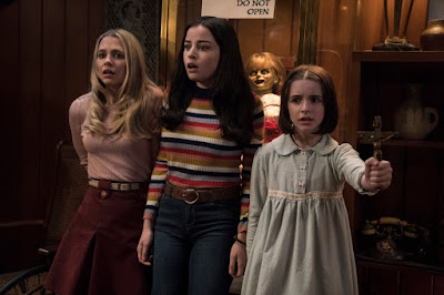 Annabelle Comes Home Mckenna Grace Image 2