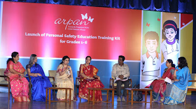 Principals Panel at the Event