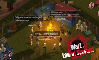 WarZ: Law of Survival Apk v1.9.6 Data Mod Coins/skills for Android