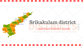 Srikakulam district Profile