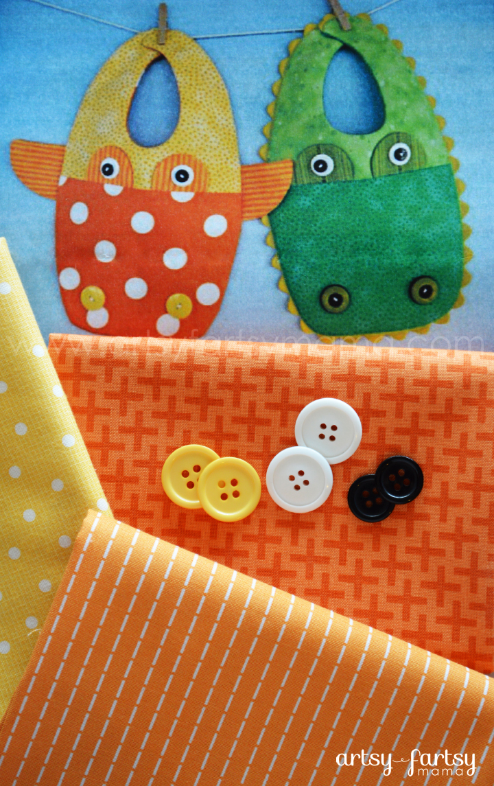 Giraffe Bib Supplies