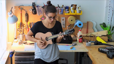 Meredith Coloma Luthiery Handbuilt Mandolin