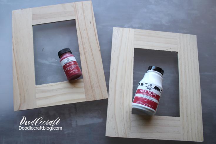 Folkart Milk Paint Vs Chalk Paint