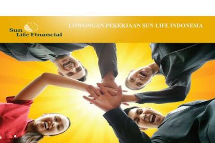 Lowongan Kerja Pekanbaru : PT. Sun Life Financial Indonesia Maret 2017